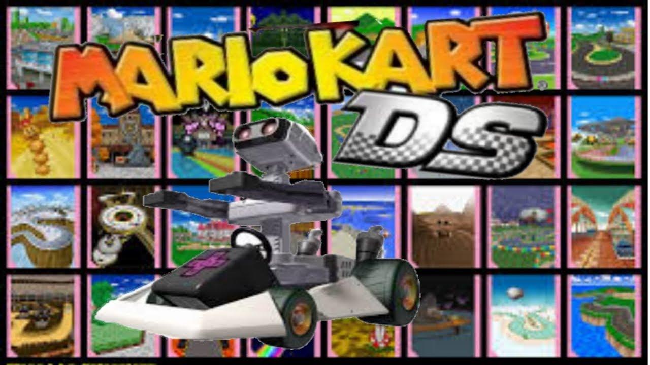 Mario Kart Ds R O B Freischalten Guide Live