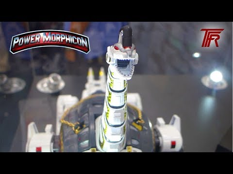 In Depth Look at Soul of Chogokin King Brachion (SOC Titanus) at Power Morphicon 2018