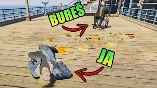 GTA 5 ROLEPLAY funny moments #1