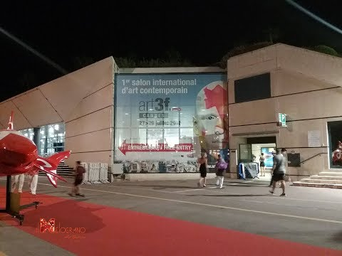 Cannes 2018 Art Contemporain au Palais des Festivals
