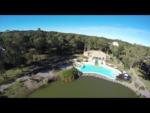 Video aéreo Solanas Punta del Este   0810-555-7868   www.veniagreenpark.com