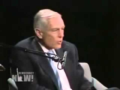 General Wesley Clark spills the beans.