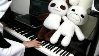 ハニワのピアノ・キーボード担当cakeです。 ハニピ(ピアノアレンジ)企画...