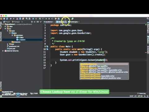 Run Java code using maven (mvn) command