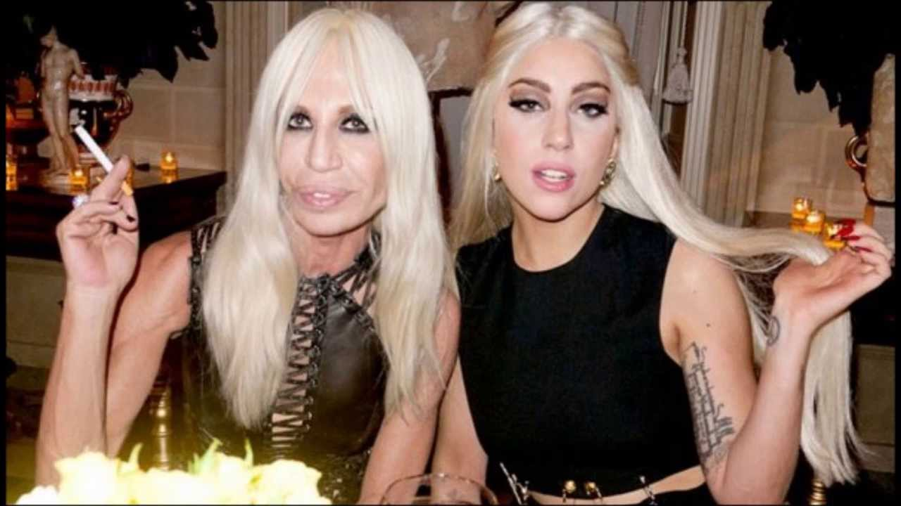 Lady Gaga Donatella New Song Artpop Youtube