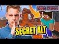 I Gave my *SECRET* Minecraft Account OP (LOL)