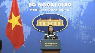 Tin Tức 24h Mới Nhất Hôm Nay :  Họp báo thường kỳ Bộ Ngoại giao (Tháng 11-2017)
