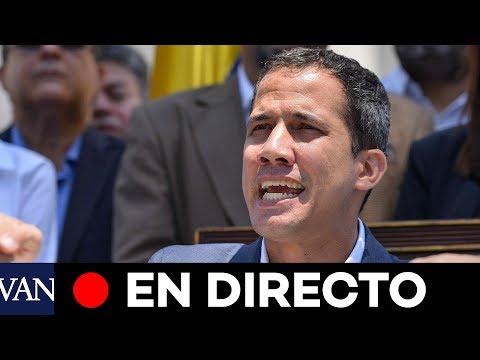 [EN DIRECTO] Juan Guaidó habla sobre el arresto de su jefe de equipo