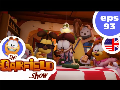 THE GARFIELD SHOW - EP93 - The Detective Odie