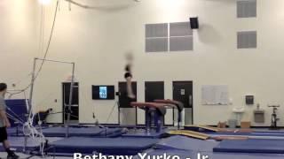 WVU Gymnastics Vault October 2012.m4v