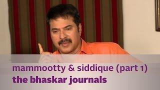 The Bhaskar Journals ft. Mammootty & Siddique (Part 01) - Kappa TV