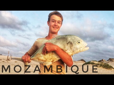 Surf And Off Shore Fishing Mozambique 2019