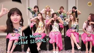 Exclusive! The Funniest TWICE's Interview You Will Ever See!!! Part 1