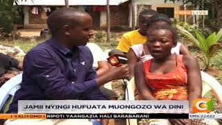 Jamii ya Makonde Hutandaza kaburi  wala si kula maiti #SemaNaCitizen