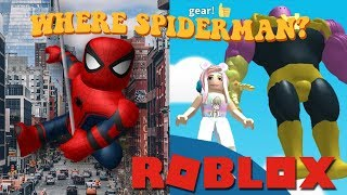 TERLALU EASY!! - SUPERHERO OBBY Roblox Indonesia