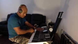 """اما براوه"""" إعادة توزيع وعزف محمد ناصر , اهداء شخصى للفنان حسين الجاسمي Ama Barawah"""