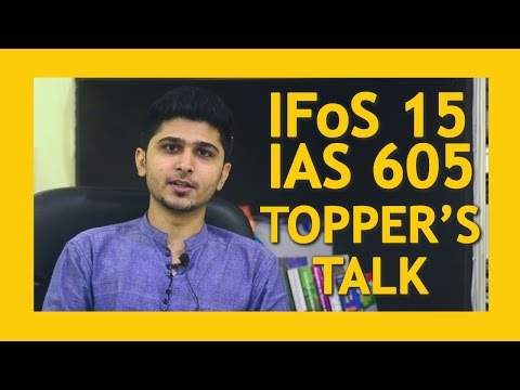 How to prepare for IAS EXAM | IAS preparation tips for beginners | IFos tips tricks | topper's talk
