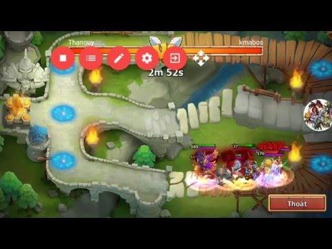 Castle Clash Candy Kane Mana5