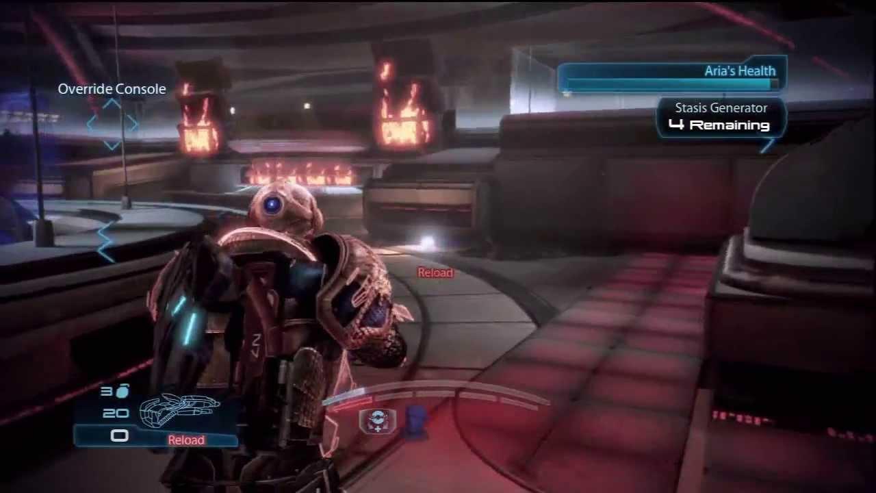 mass effect 3 omega savior trophy release aria battle rh youtube com Mass Effect Grunt Mass Effect Grunt