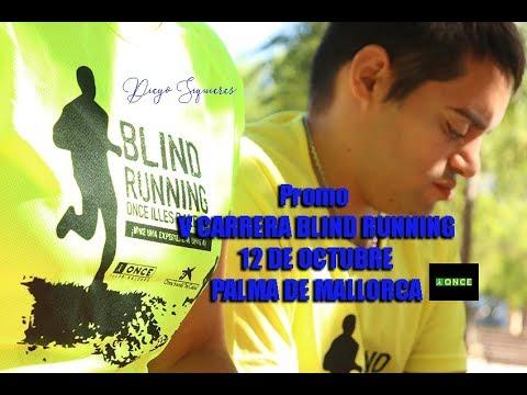 V Carrera Blind Running Palma - Promo