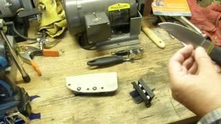 Review Of The Gerber DF6 Knife Sharpener