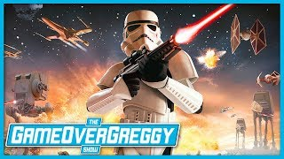 How To Be A Better Star Wars Fan - The GameOverGreggy Show Ep. 236