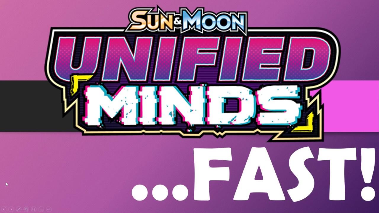 Sun /& Moon Unified MInds Prerelease Box Code Pokemon Online TCGO Build Battle