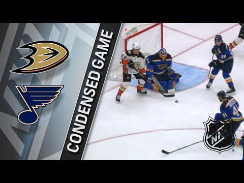 11/29/17 Condensed Game: Ducks @ Blues