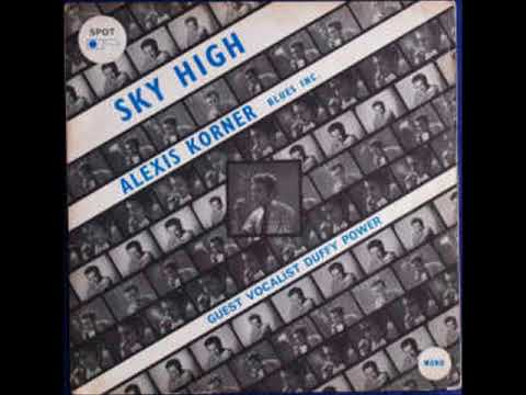 Sky Blues (unissued) - Duffy Power with Alexis Korner