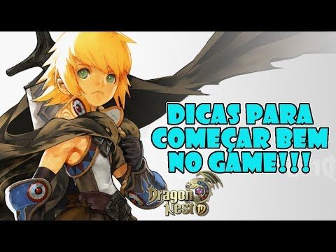 Dragon Nest: Guia para Iniciantes! Dicas para Começar Bem no Game!!! Omega Play
