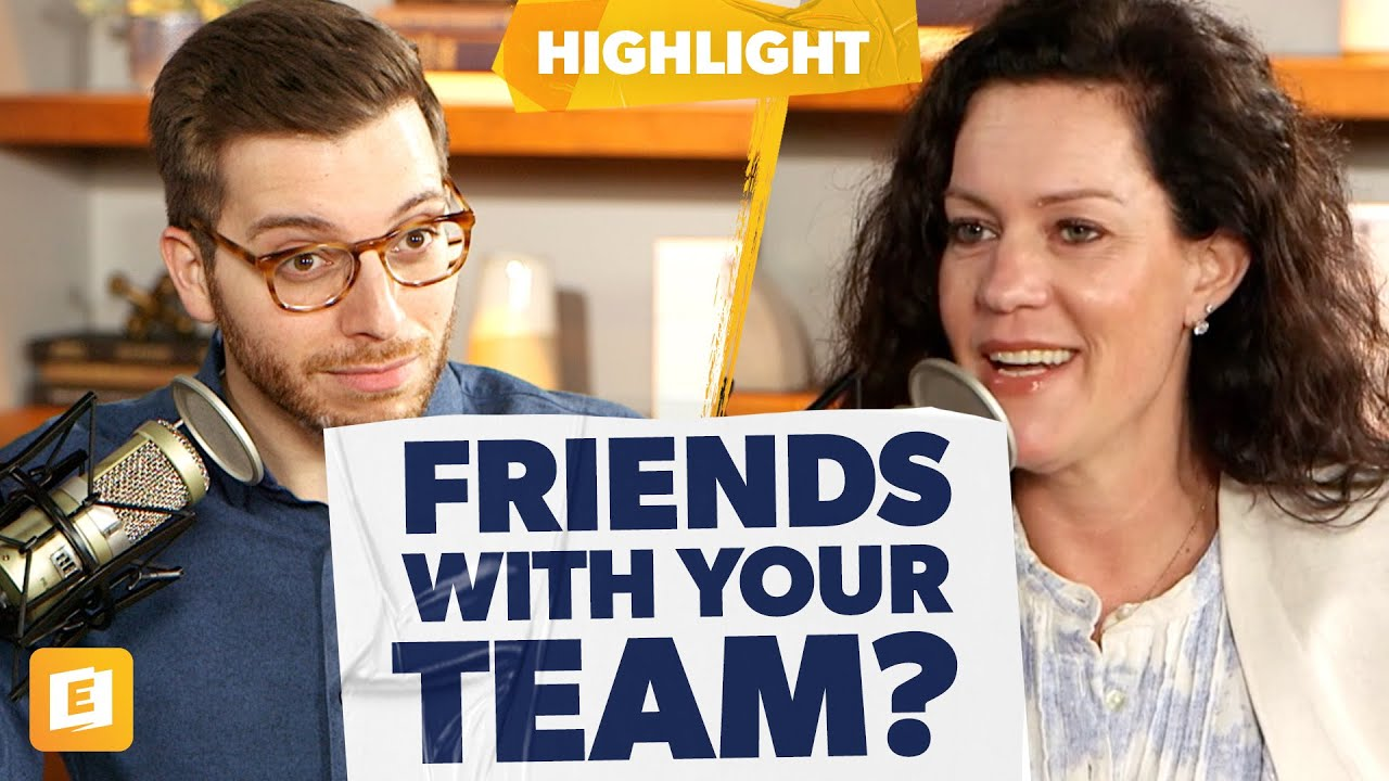 Should you be Friends with your Team?