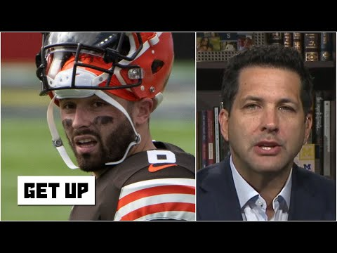 Things will get messy if Baker Mayfield and the Browns lose vs. the Bengals - Adam Schefter | Get Up
