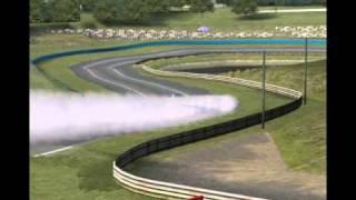Rally X Drift Mod (LFS)
