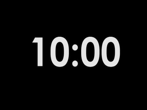 Секундомер от 0 до 10 мин. (для гиревиков)