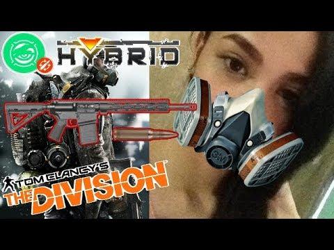 The Division 1.8 Build Hybrid Dead-EYE (Devil) PS4