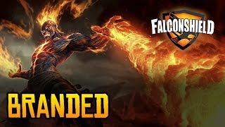 Falconshield & AntiRivet - Branded (Original LoL song)