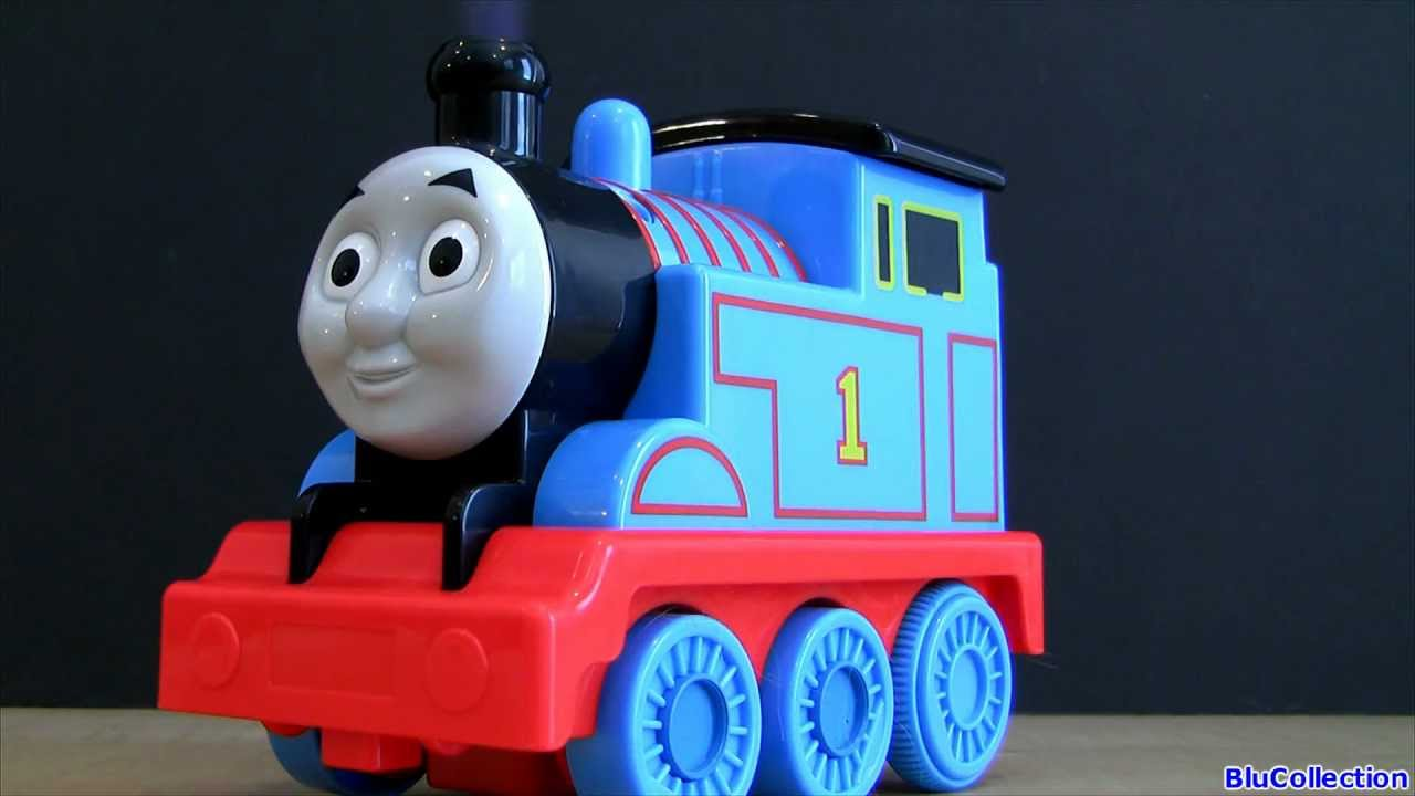 Thomas & Friends toys feature well-crafted tracks and landscape features, plus brightly colored toy trains that look like Thomas and the other characters that kids know and love.
