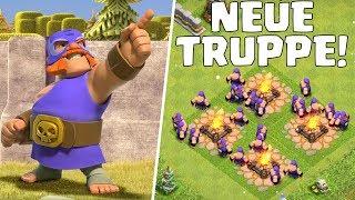 EL PRIMO - Neue Truppe! ☆ Clash of Clans ☆ CoC