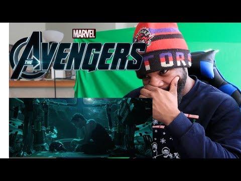 Avengers ENDGAME - Trailer #1 REACTION / BREAKDOWN (IRON MAN IS STRESSED)