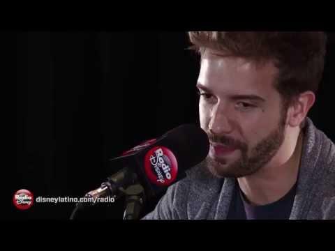 Pablo Alborán - La escalera (Acústico en Radio Disney)