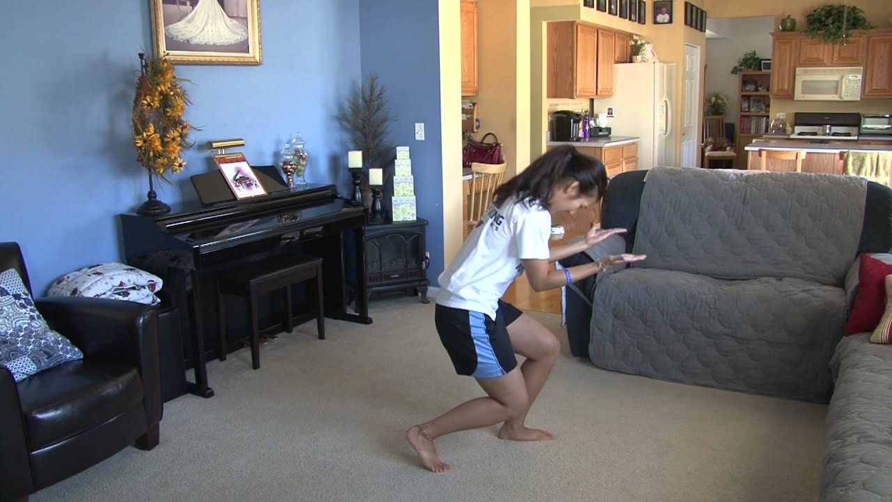 How to Perform easy dance steps for kids - WonderHowTo
