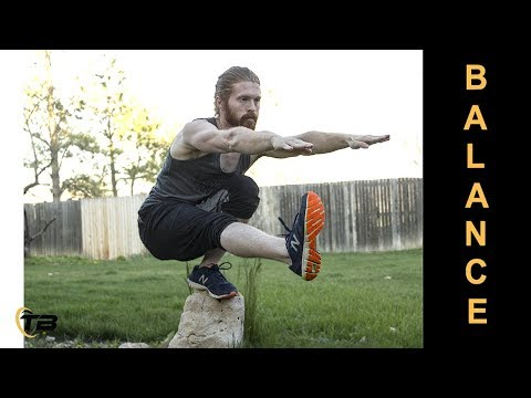 3 Easy Methods to Improve Balance