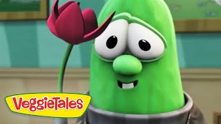 Veggie Tales | Pizza Angel | Veggie Tales Silly Songs With Larry | Kids Cartoon | Videos For Kids