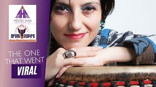 Djembe Drumming Daniella  & Heleniq