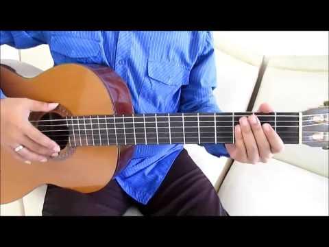 Belajar Kunci Gitar Nike Ardilla Bintang Kehidupan Strumming Mudah
