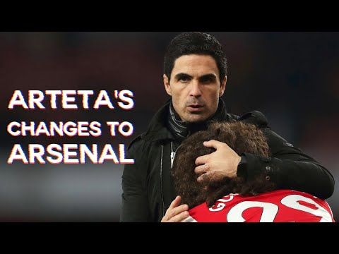 "How Arteta is Changing Arsenal: Ozil Hustling, a Distinct Style & ""The fun is back"""