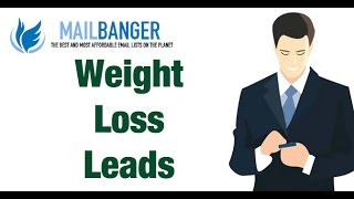 Weight loss and Diet leads lists