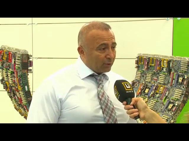 Exitcom Recycling Murat İLGAR - REW Fuarı Ülke TV