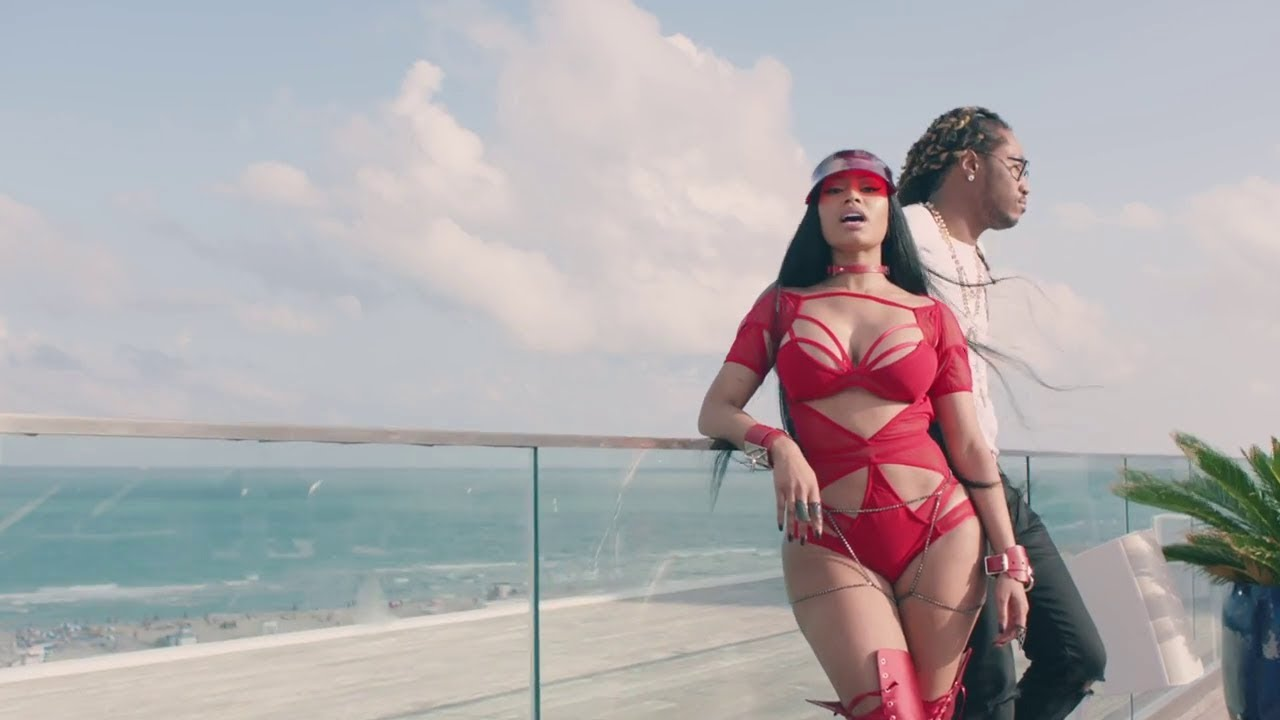 Download Future - You Da Baddest Ft. Nicki Minaj - Official Lyrics
