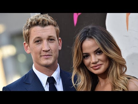 Miles Teller Gets Engaged To Longtime Girlfriend & Here's HOW He Proposed